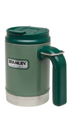 Stanley Vaccum Camp Mug Drinkfles 473ml groen